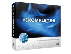Native Instruments KOMPLETE 9 Software Bundle