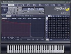 Sytrus Software Synthesizer