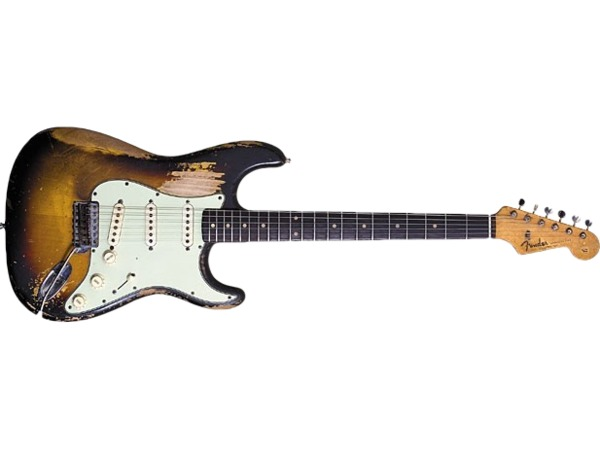 John Frusciante Stratocaster : fender 1962 stratocaster electric guitar reviews prices equipboard ~ Russianpoet.info Haus und Dekorationen