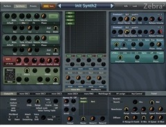 u-he Zebra Software Synthesizer